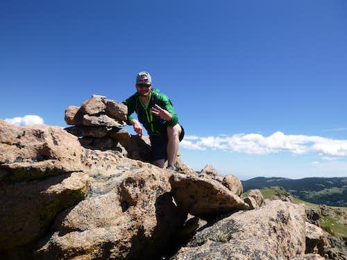 Bruce Mountain