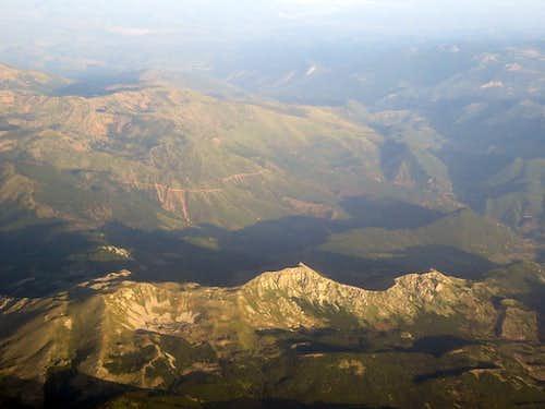 Dinaric Mountains
