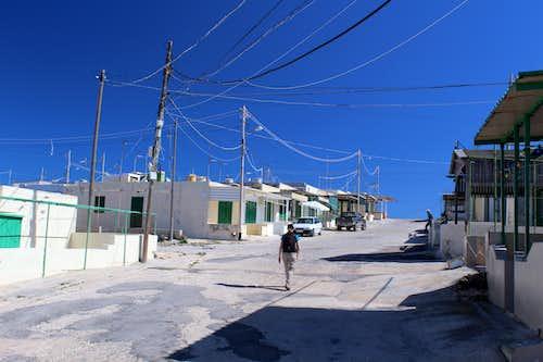 Marfa peninsula
