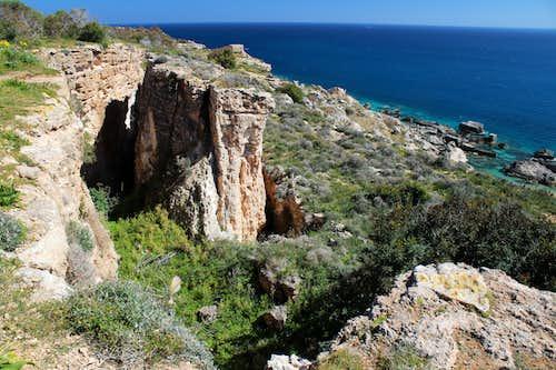 Marfa peninsula - Il Marbat