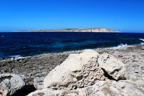 Marfa peninsula - Camino