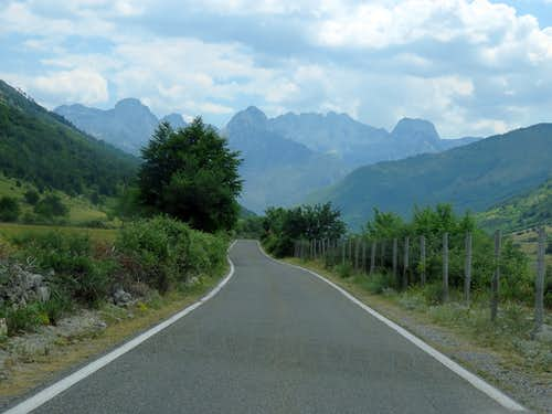 Road to dreams - Albanian Prokletije