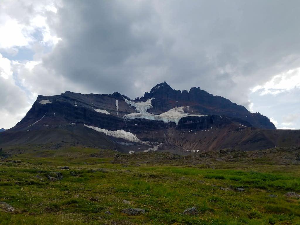 Mt. Baldwin front side