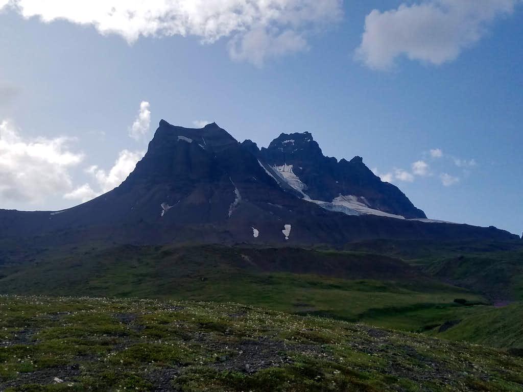 Mt. Baldwin (NE Side)