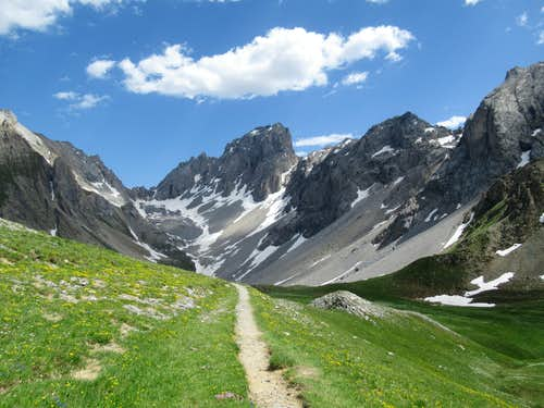 Relaxing scenery from Val Maira