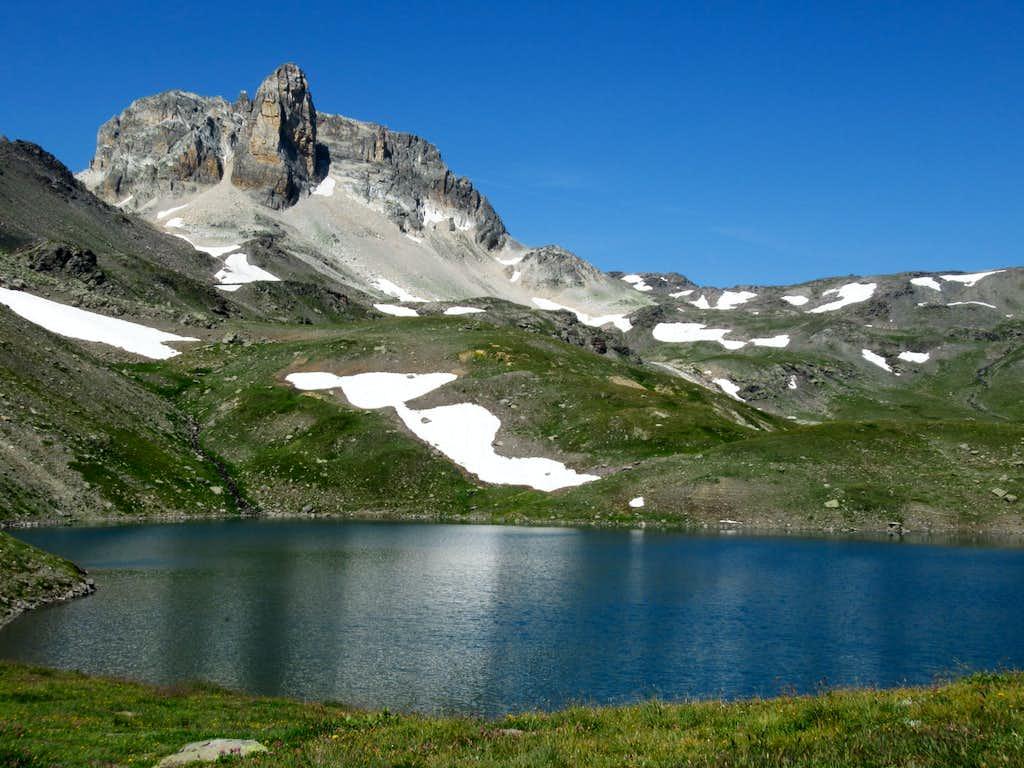 Lac Rond de Sainte Marguerite