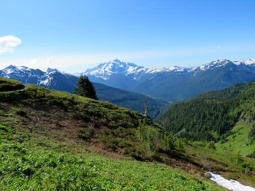Mt. Shuksan, Sefrit & West Goat Mountain