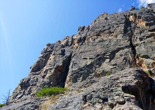 Prospector Crag