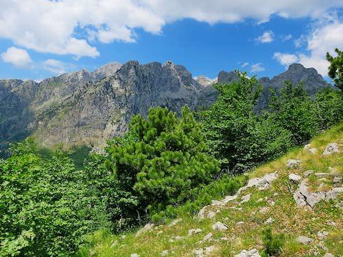 Radohimes Mountains