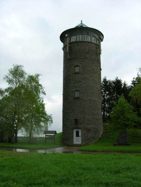 The tower of Buurgplaatz