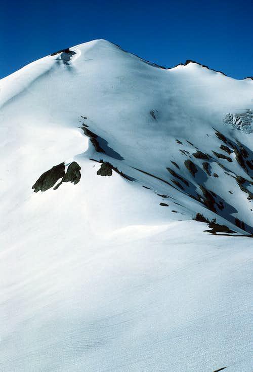 Ruth Mountain - North Ridge