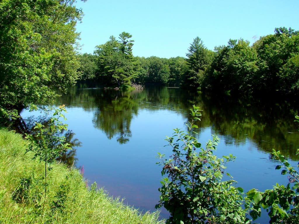 The Flambeau River