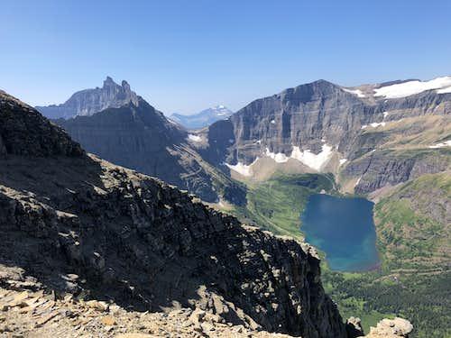 Helen Lake & Ahern Peak