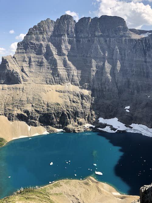 Iceberg Lake & Mount Wilbur