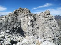 Rocca la Marchisa western summit