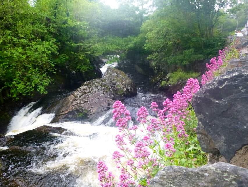 3. Afon Llugwy
