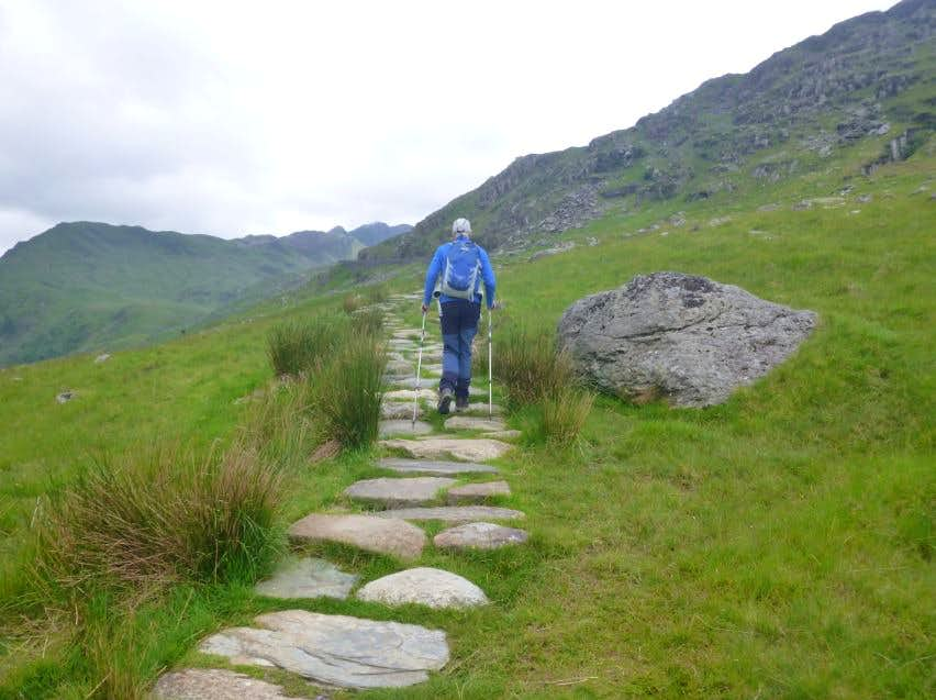 38. Ken ascends the PYG track