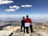 4- Top of Nevada
