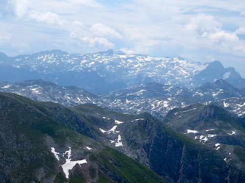 View to Hochkonig