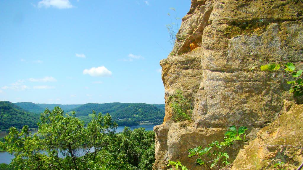 Perrot Ridge Rock