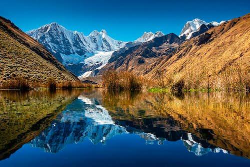 Cordillera Huayhuash Treks Peru