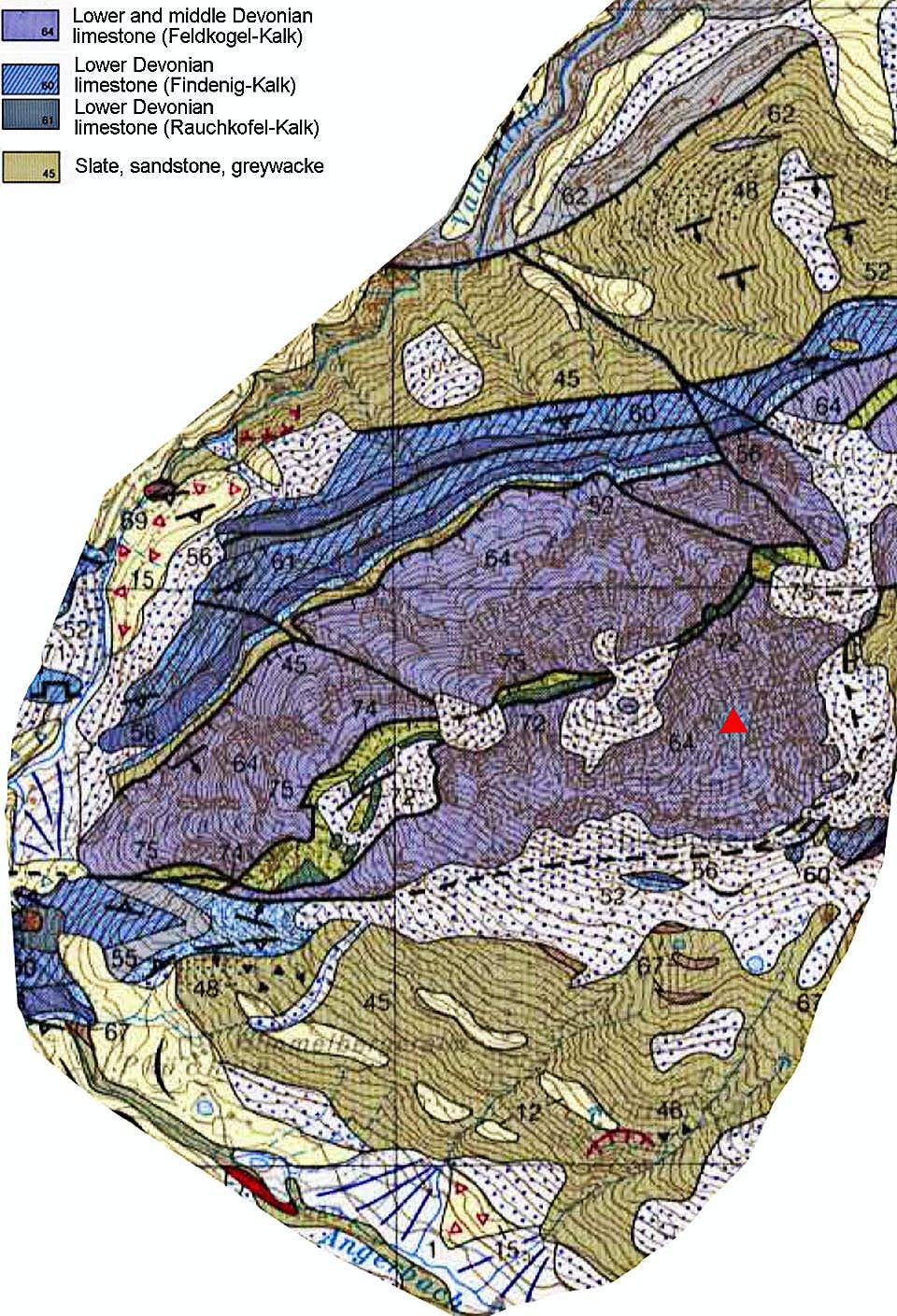 Gailtaler Polinik geology