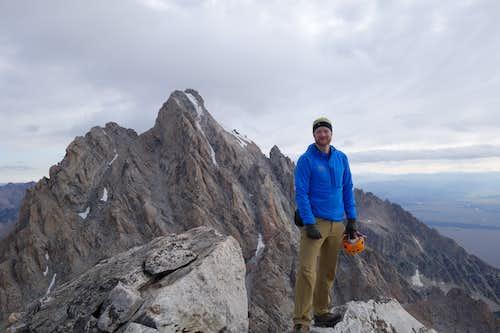 Middle Teton Summit