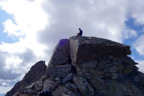 Spaulding Peak