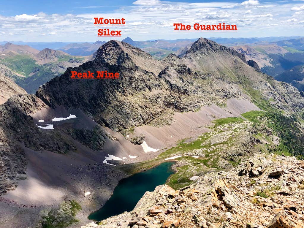 Mount Silex and The Guardian