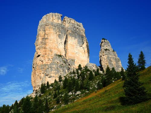 Torre Grande and Torre Lusy