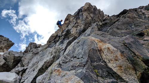 Descending Cloudveil