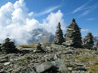 Pointe Droset summit