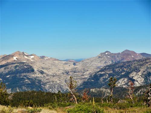 Carson Pass & Mokelumne Wilderness