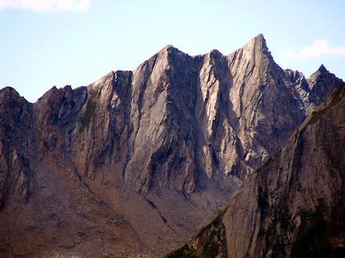 A hot & scorching summer Sauliés's Ridge or Crête des Ceigles