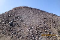 2 Hour Hike from 6,300 to 9,065 on class 2-3 basalt rubble (1)