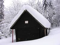 The small hut