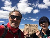 Mt. Bross  8-18-19  14,172