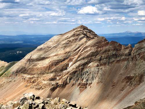 Hesperus Mountain