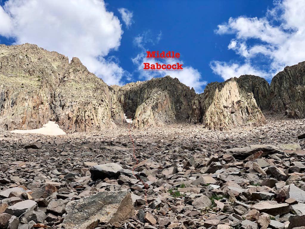 Babcock Peak