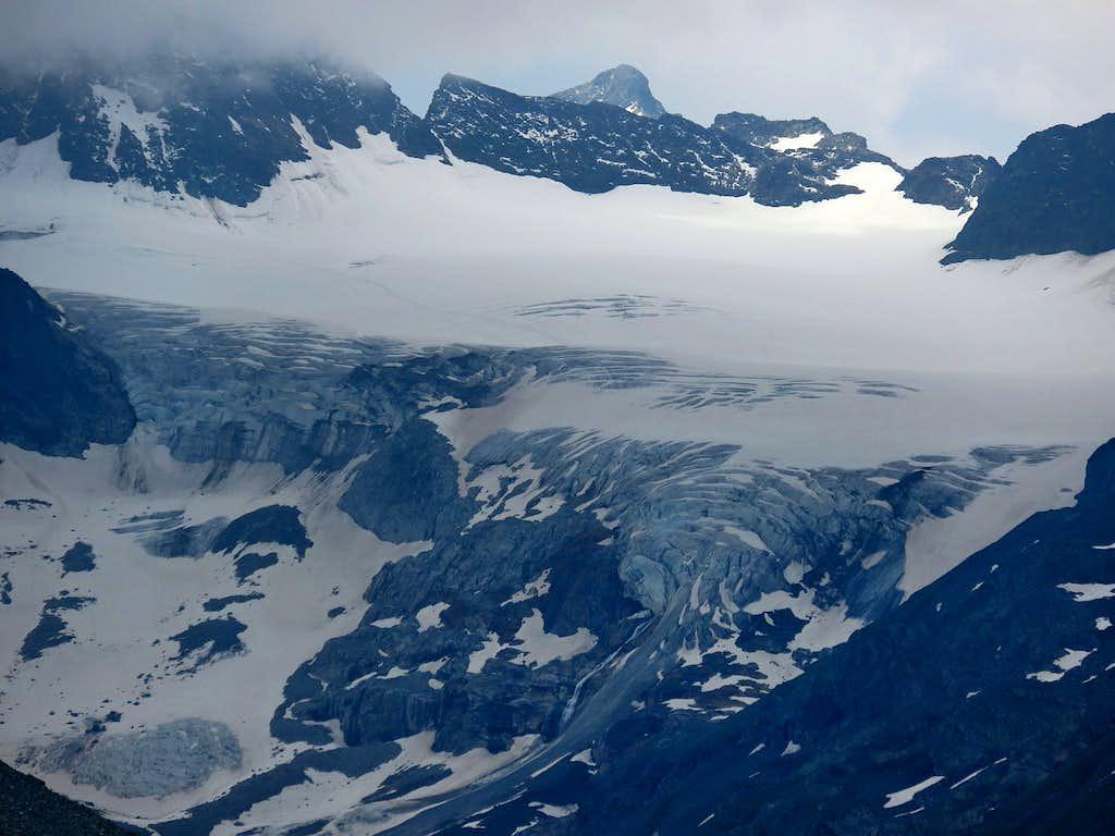 Silvretta Glacier