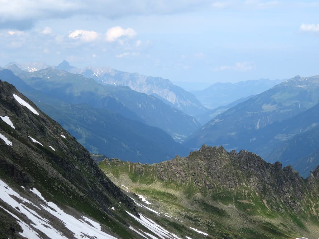 Montafon valley