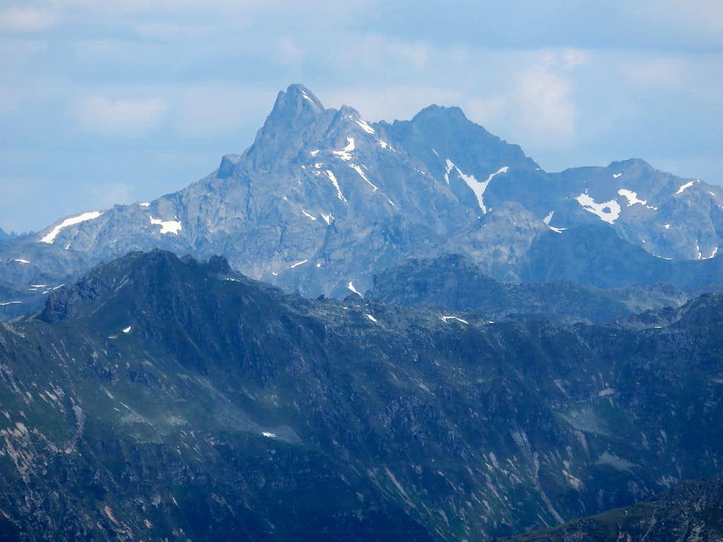 Vervall Alps