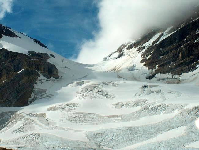 This is the President Glacier...