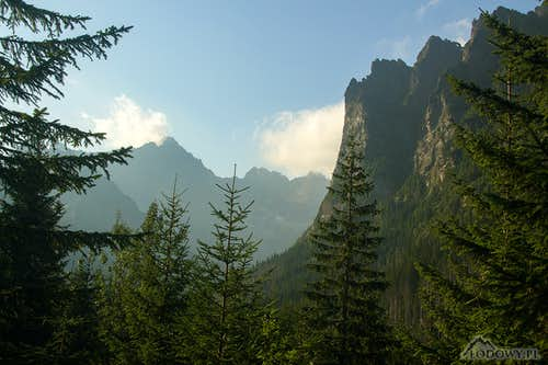 Bielovodska valley