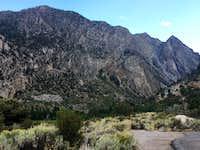 Reversed Peak