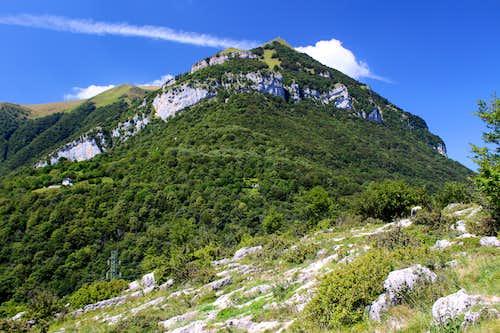 Monte Crocione (1641m)