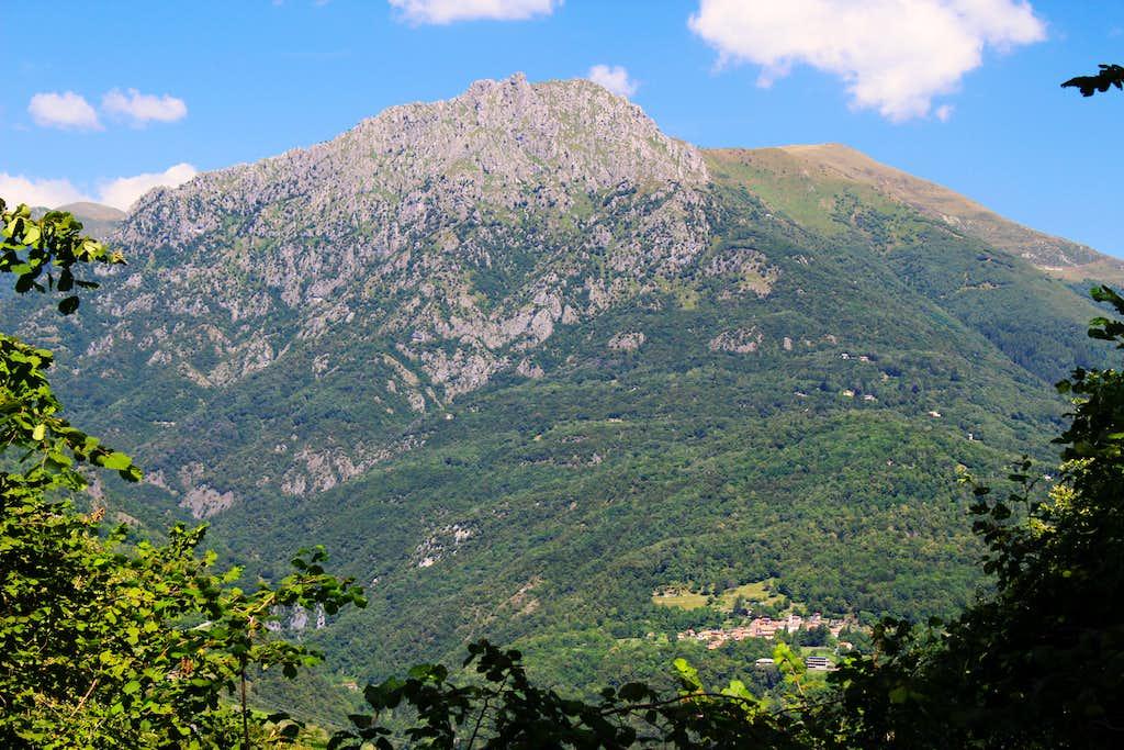 Monte Grona (1736m)