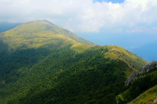 Monte Bregagno (2107m)