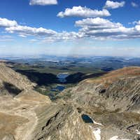 North Arapaho Summit