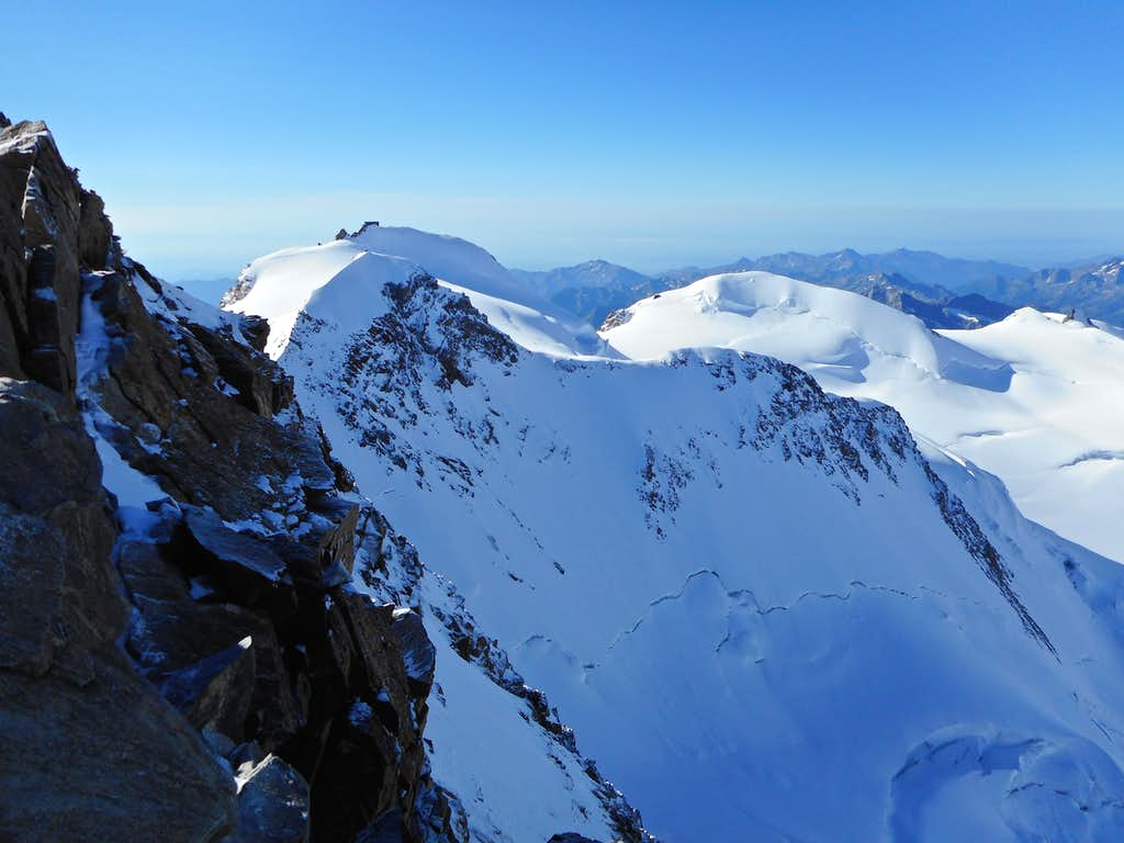 Monte Rosa Summits